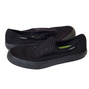 Airwalk Black Canvas Shoes